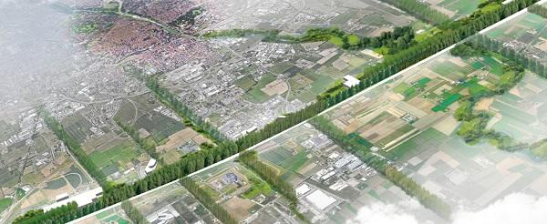 Masterplan KM verde
