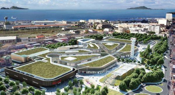 Nuovo centro commerciale Maximall Pompei