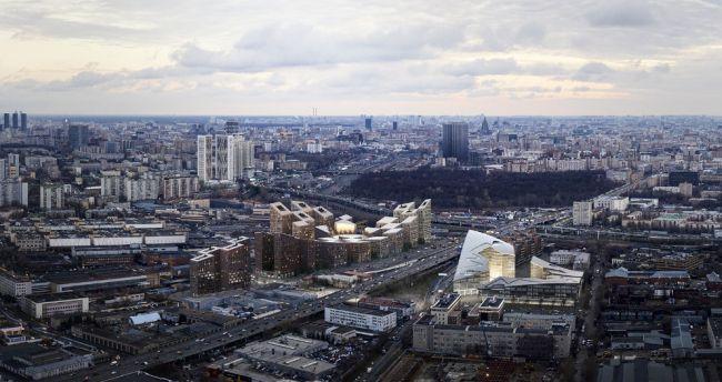 Mazd a Mosca, riqualificazione post industriale