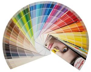 Nuova mazzetta di colori per interni InColorDesign