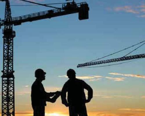 mercato delle costruzioni mondiale: bene l'Italia