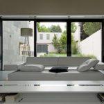 Finestre e porte scorrevoli in alluminio NC-S 65 I