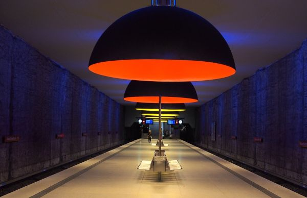 Metropolitana di Monaco, stazione di Westfriedhof