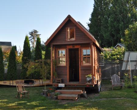 Abitare in una micro casa: una scelta alternativa