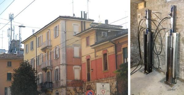 Condominio in centro a Bologna