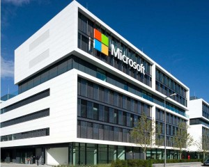 La sede centrale di Microsoft ora ha una nuova facciata