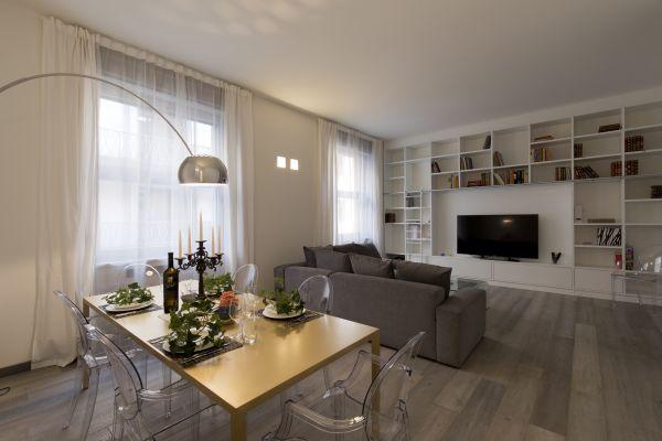 Milano Abita, un ex ufficio in via Dogana diventa un'abitazione temporary