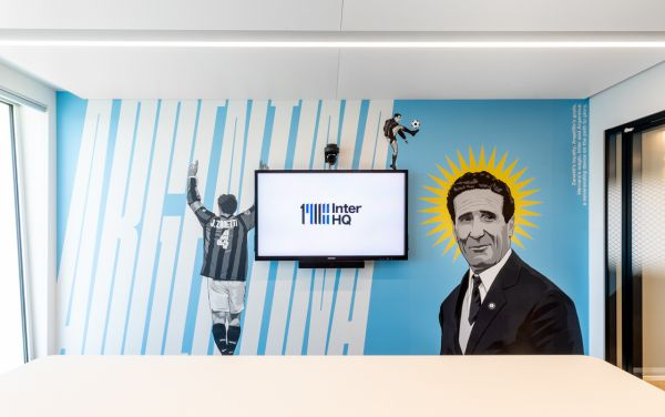 Una nuova casa per l'Inter a Milano nell'edificio The Corner