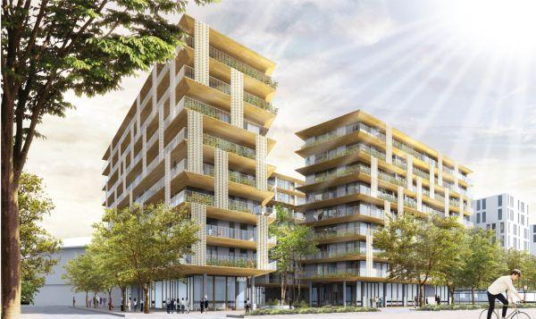 Progetto vincitore progetto House-in-Milanosesto