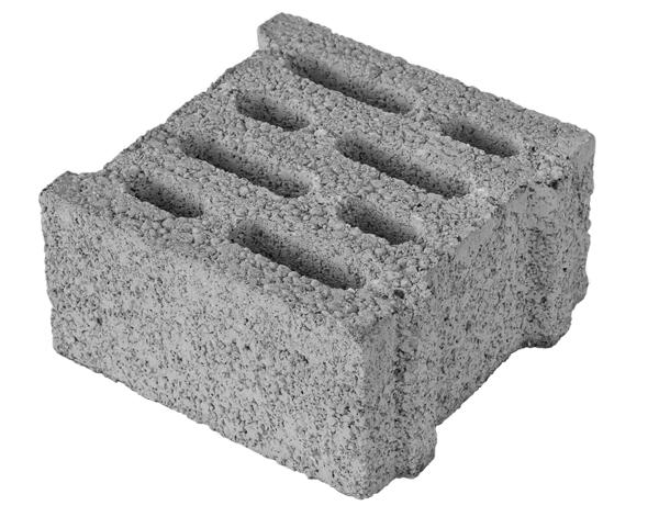 Mini blocchi in cemento