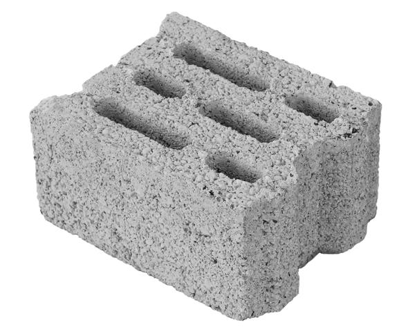Mini blocchi in cemento leggero