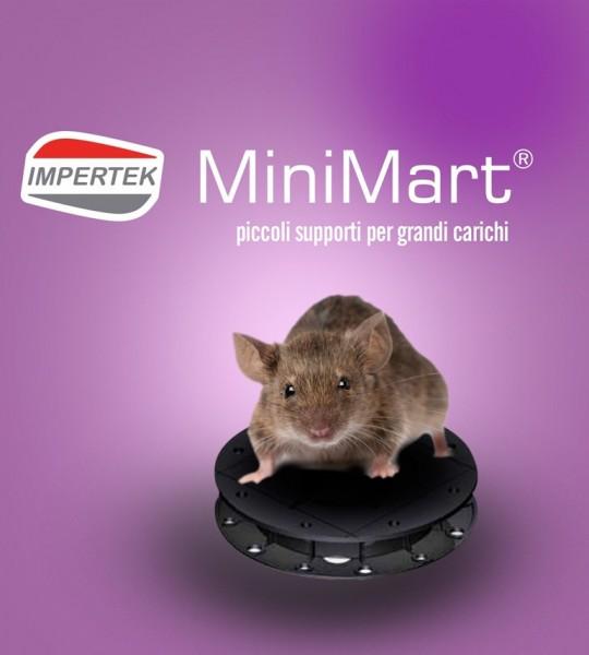 Supporti MiniMart per grandi carichi