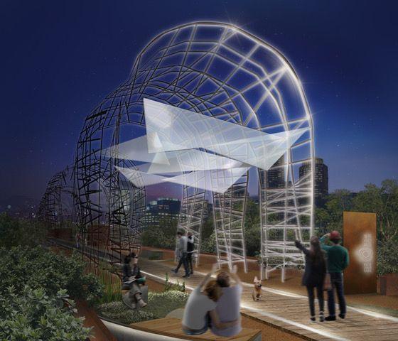 Blue Line Park, da ferrovia dismessa a grande parco urbano in Corea del Sud