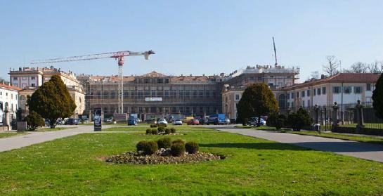 Impermeabilizzazione delle coperture della Villa Reale di Monza con il Sistema da Sottocopertura polivalente Onduline® SC 380