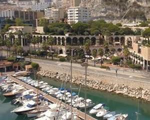 Il nuovo look del quartiere Fontvieille nel Principato di Monaco