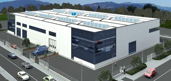 Manini Connect Sistema di monitoraggio integrato negli edifici prefabbricati