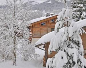 In calo le seconde case in montagna