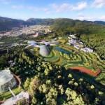National Botanical Museum: il museo ispirato all'acqua