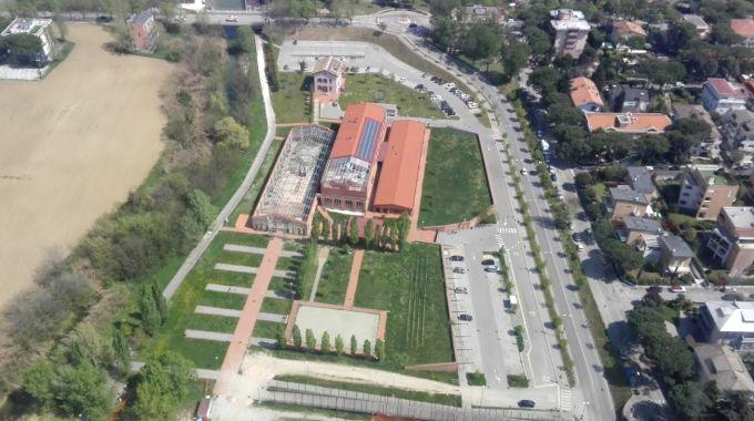 Nuovo Museo del Territorio di Riccione: il sito su cui sorge l'ex fornace Piva