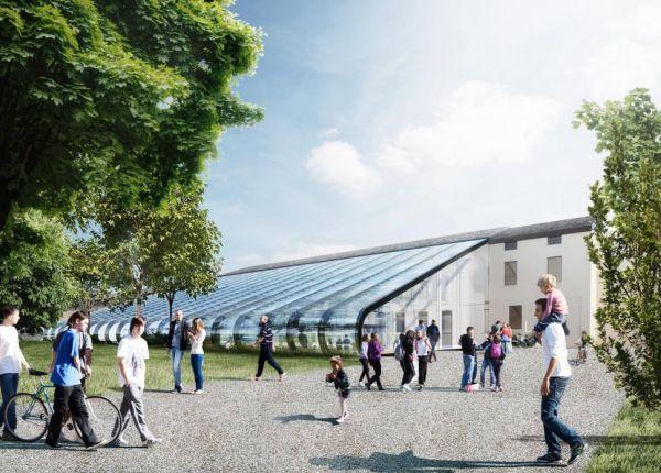 Nuovo progetto Mutti, uno stabilimento aperto alla cittadinanza