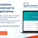 Saint-GobainItalia lancia MyPlanner, lapiattaformadigitaleper laprogettazione