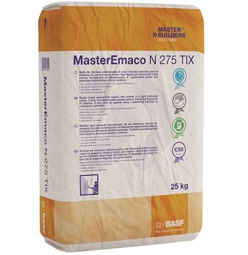 Master Emaco N 275 TIX