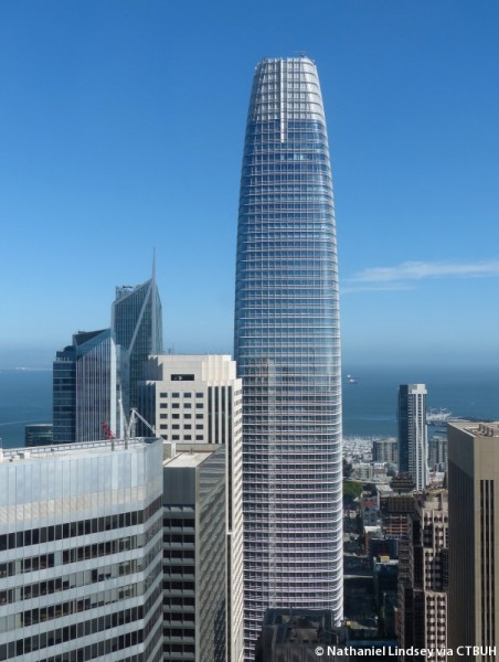 Salesforce Tower il grattacielo più alto di San Francisco