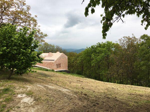 Una casa in provincia di Cuneo immersa nella natura