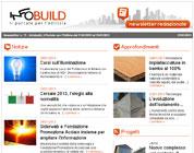 Newsletter n. 13 – Infobuild, il Portale per l'Edilizia