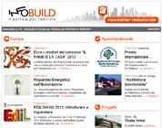 Newsletter n. 12 – Infobuild, il Portale per l'Edilizia