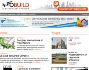 Newsletter n. 3 – Infobuild, il Portale per l'Edilizia