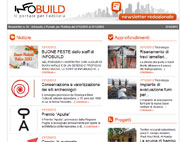 Newsletter n. 10 – Infobuild, il Portale per l'Edilizia