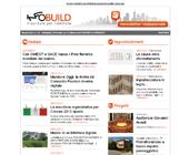 Newsletter n. 22 – Infobuild, il Portale per l'Edilizia