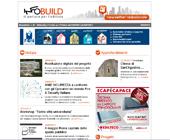Newsletter n. 26 – Infobuild, il Portale per l'Edilizia