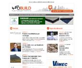 Newsletter n. 28 – Infobuild, il Portale per l'Edilizia