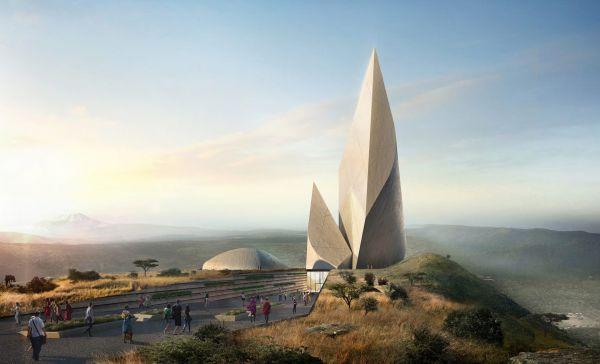Daniel Libeskind firma il progetto del Ngaren, nuovo museo della storia umana in Kenya