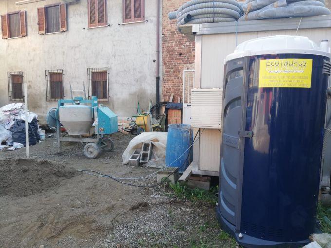 Bagni chimici: caratteristiche, utilizzo, manutenzione. Le soluzioni Ecotaurus