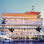 Progetto CMR firma la nuova sede di Free a Dakar