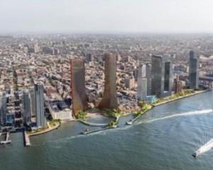 La nuova proposta per il lungomare di Brooklyn rafforza la resistenza del litorale