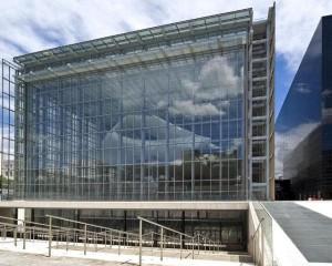 La Nuvola del Centro Congressi dell'EUR