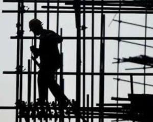 In calo l'occupazione in edilizia 1