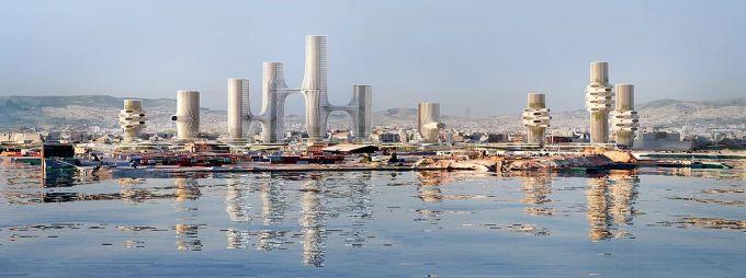 Oculis: efficienza energetica e sostenibilità per il nuovo quartiere di Salonicco