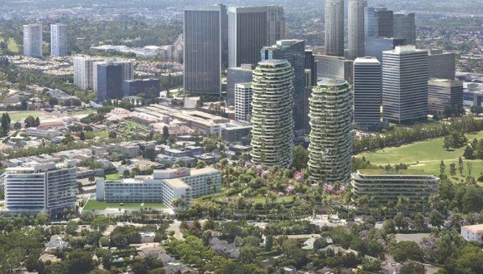 One beverly hills: un'oasi di verde per Los Angeles