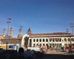 Recupero e rinforzo strutturale dell'ex Ospedale S. Andrea di Vercelli