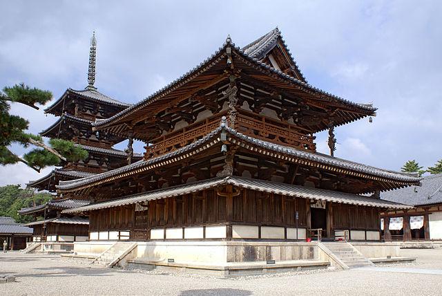Pagoda di Horyuji