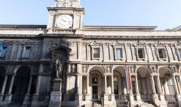 Palazzo Giureconsulti di Milano si rinnova. Il concorso