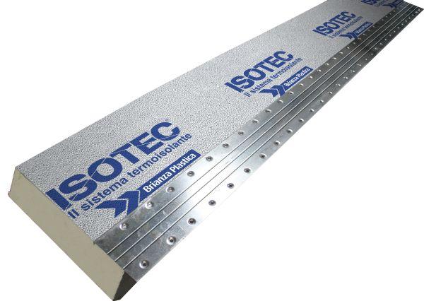 isotec linea sistema di isolamento termico