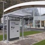 CAME realizza parcheggi tecnologici PKE ad Agordo