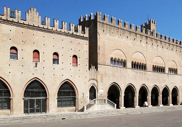Complesso museale post-riqualificazione a Rimini