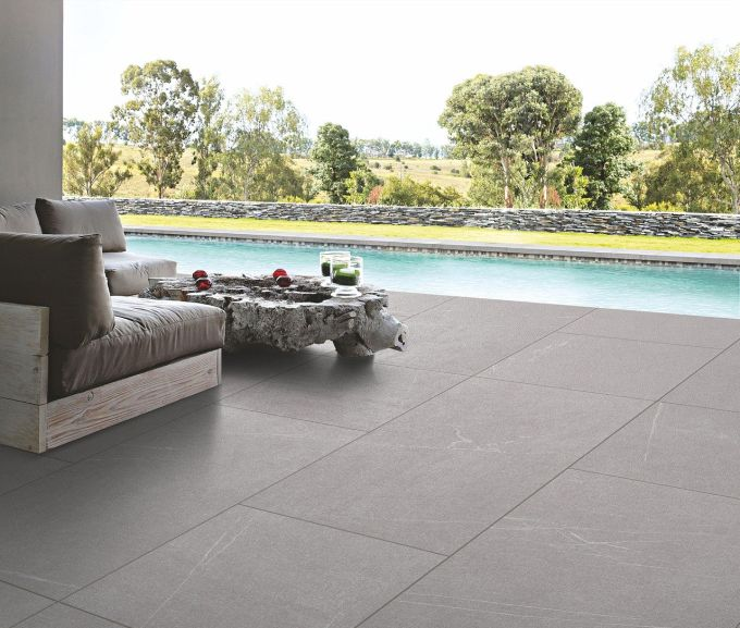 Pavimento per esterni: Grès porcellanato per balconi e terrazze